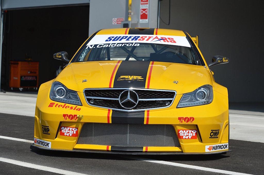 Engine sound : Mercedes C63 AMG V8 Superstars - Le muscle car allemand 3