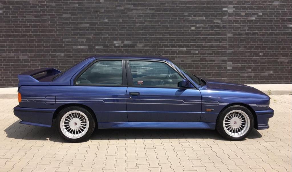 Alpina B6 3.5S... La M3 E30 revue par Buchloe ! 31