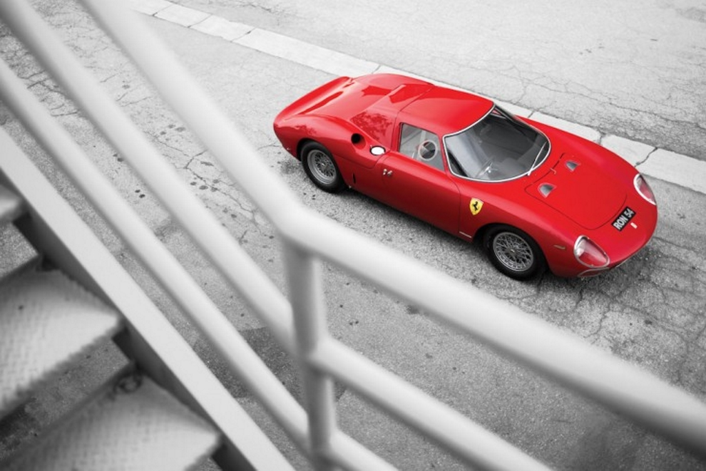 Ferrari 250 LM - La Malchanceuse... 17