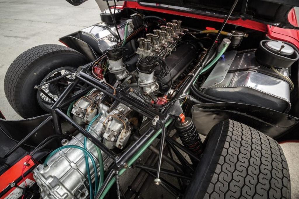 Ferrari 250 LM - La Malchanceuse... 18