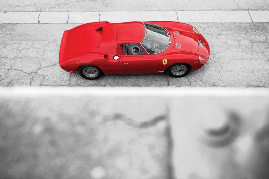 Ferrari 250 LM - La Malchanceuse... 16