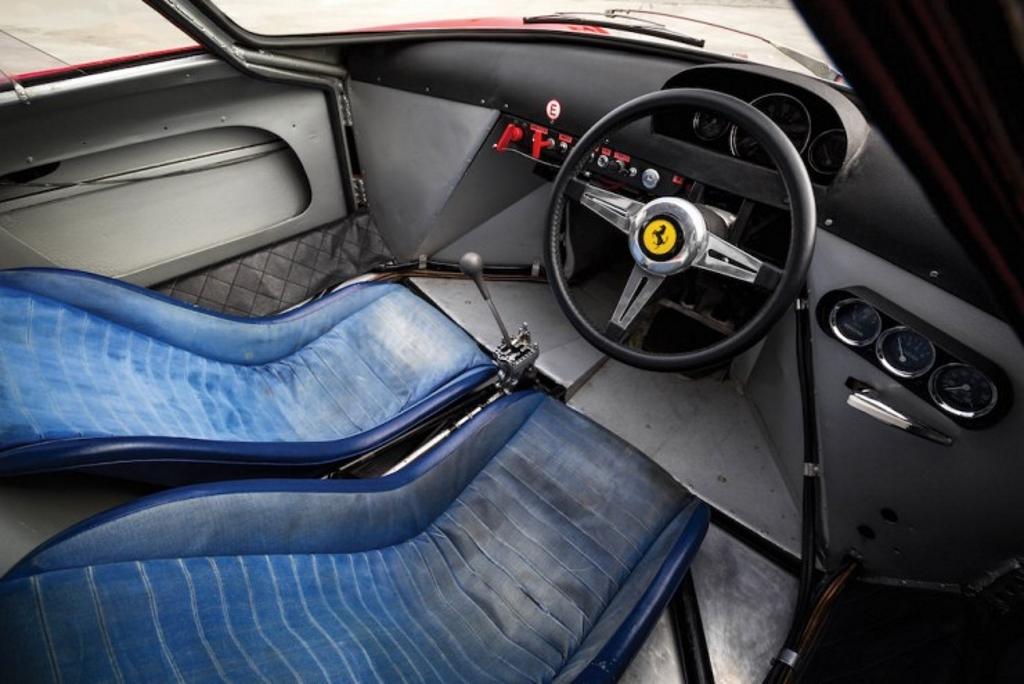Ferrari 250 LM - La Malchanceuse... 14