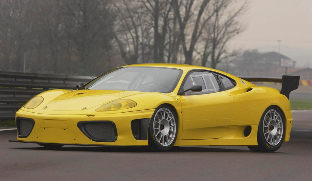 Engine Sound : Ferrari 360 GTC - Vocalises... 15