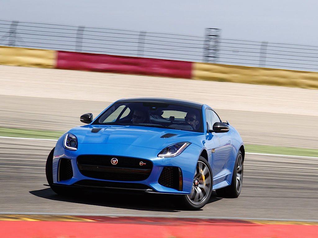 Jaguar F-Type SVR... Surement le plus beau bruit de la production actuelle. 5