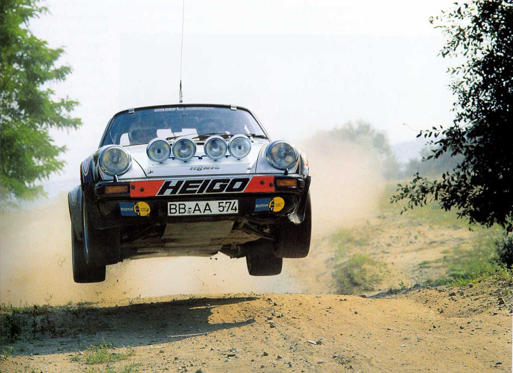 Porsche 911 Gr4 - Monte le son et change de caleçon ! 7