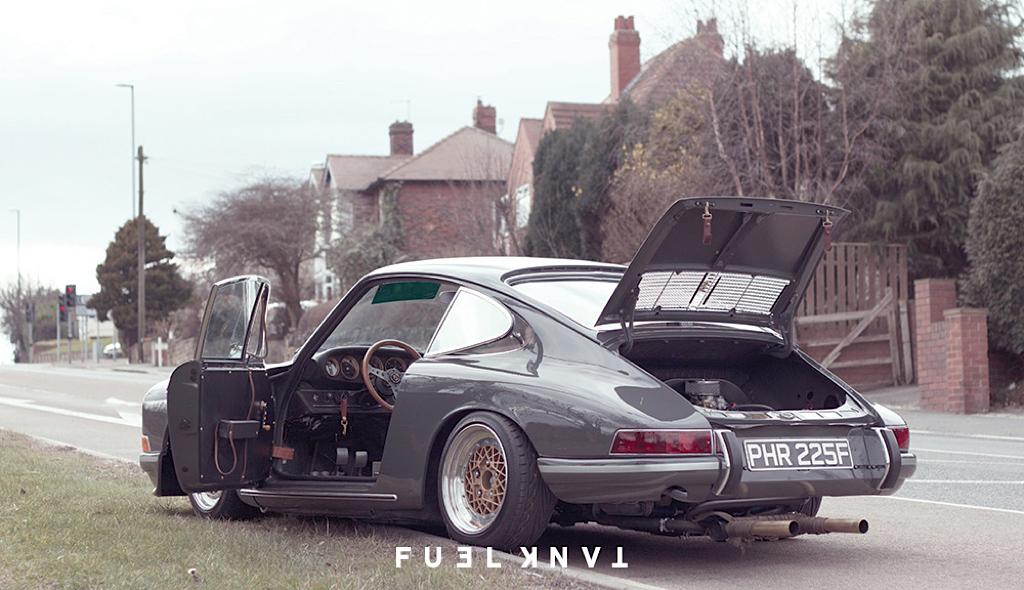 '68 Porsche 911 T Custom... London Outlaw ! 1