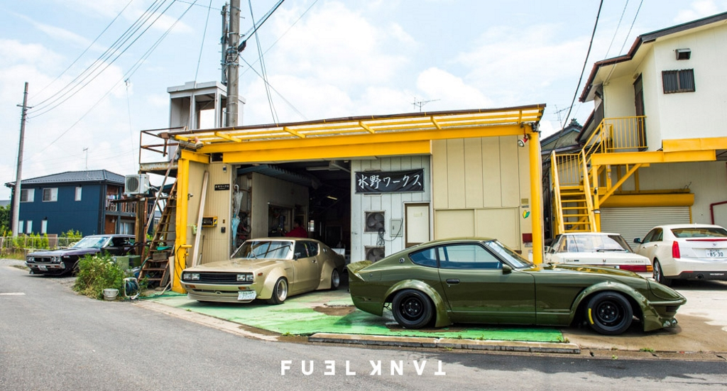 Mizuno Works - Welcome to Shakotan Land ! 14