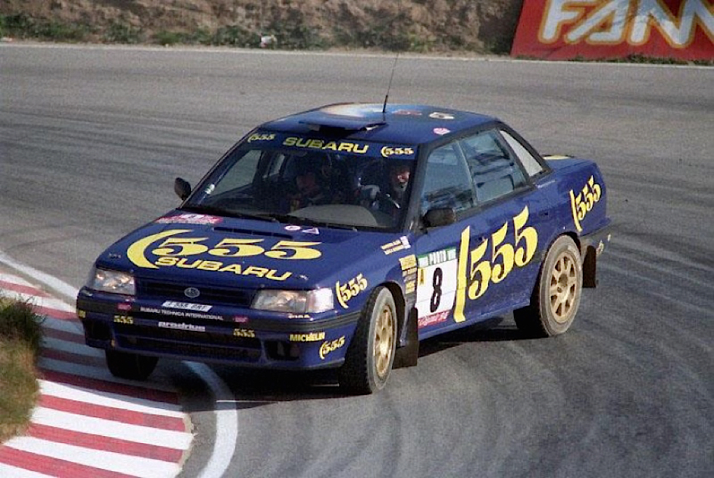 subaru legacy wrc avec un certain colin mcrae de l 39 essence dans mes veines. Black Bedroom Furniture Sets. Home Design Ideas