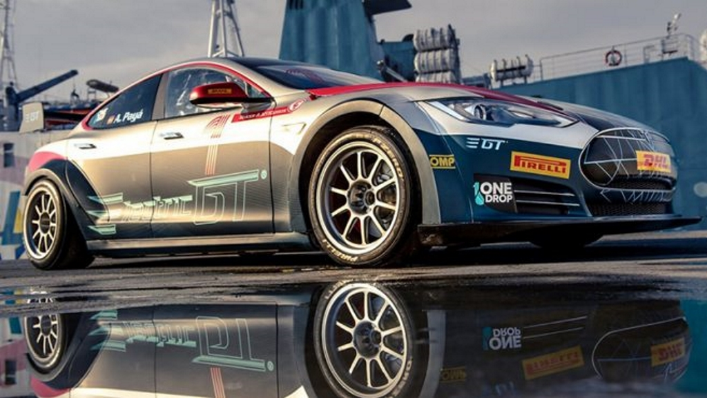 Tesla EGT  Championship - Sport élec ! 16