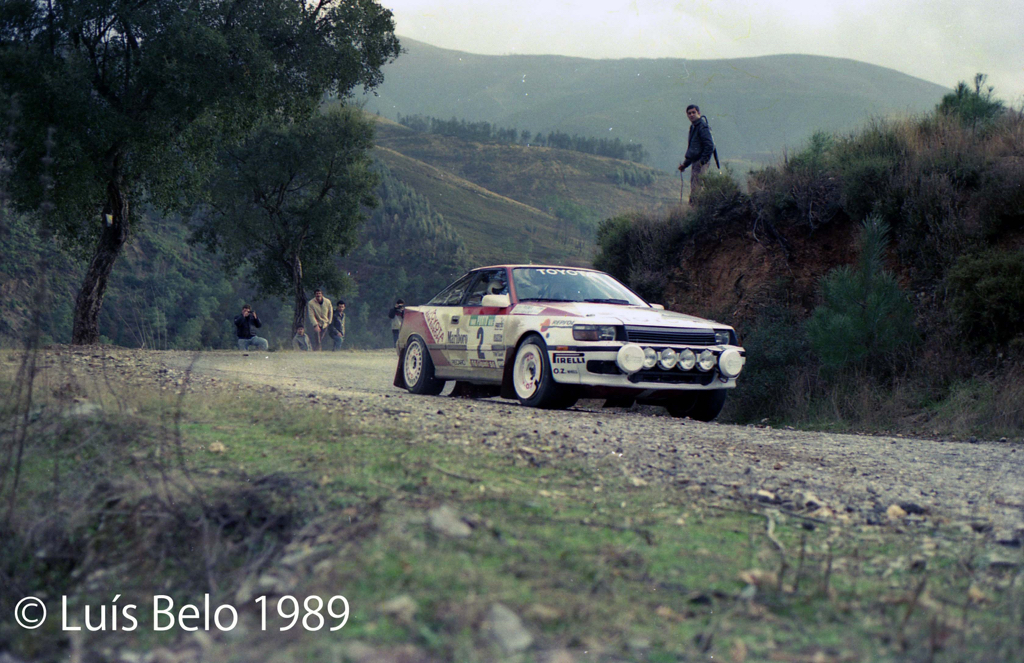 Engine Sound : Toyota Celica GT-Four ST165 GrA... Essai transformé ! 3