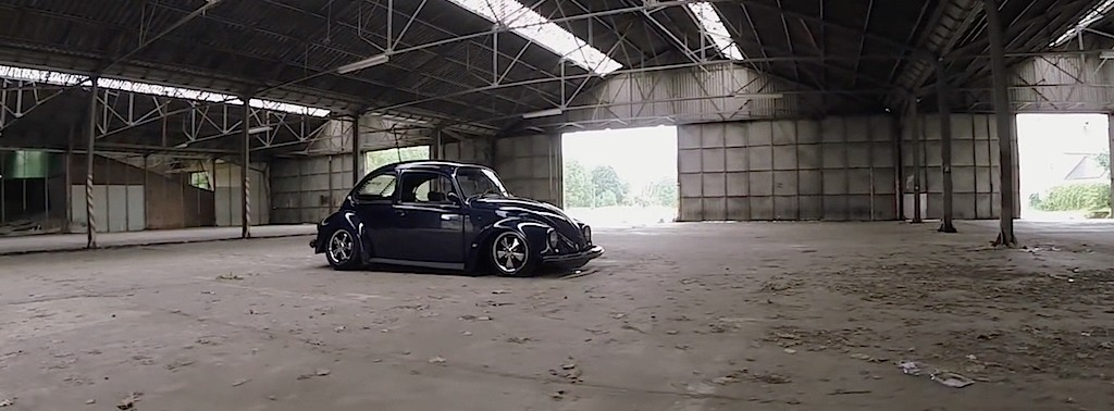 '73 Slammed VW Bug... Juste une Cox posée ! 9