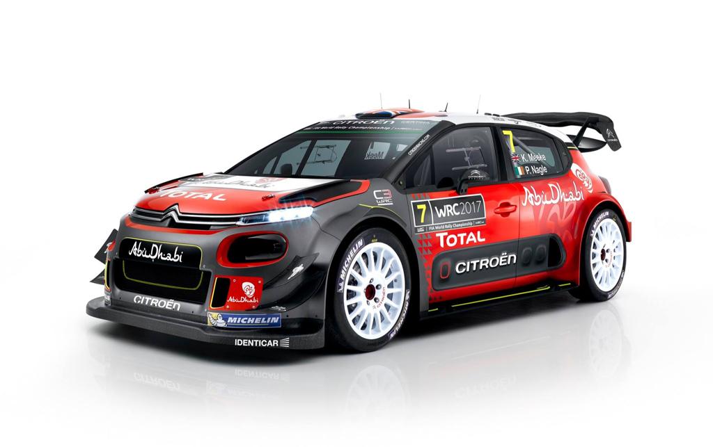 WRC 2017 : Shakedown au Monte Carlo... Comme un air de Groupe B ! 12