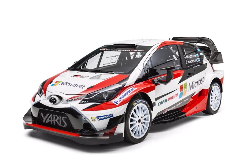 WRC 2017 : Shakedown au Monte Carlo... Comme un air de Groupe B ! 10