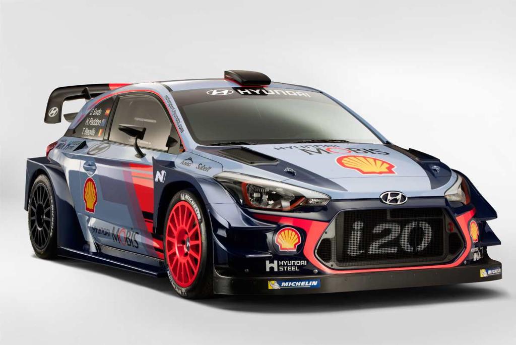 WRC 2017 : Shakedown au Monte Carlo... Comme un air de Groupe B ! 9