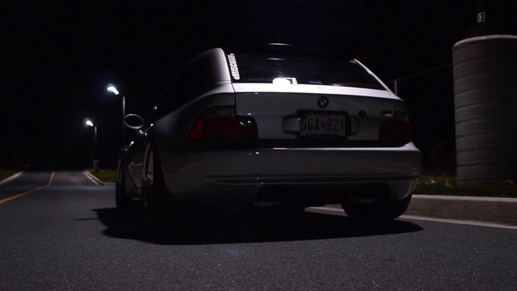 BMW Z3 M Coupé BBS - Du pur concentré de Béhème ! 7