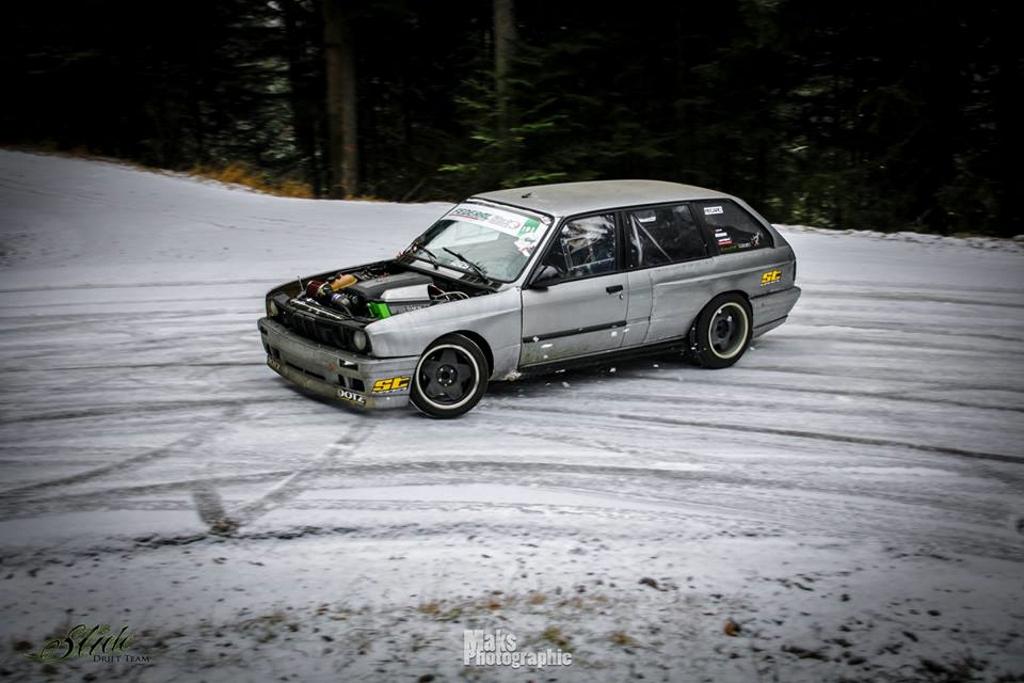 Drift in Snow 2K17 - Vin chaud et pneu cramé ! 5