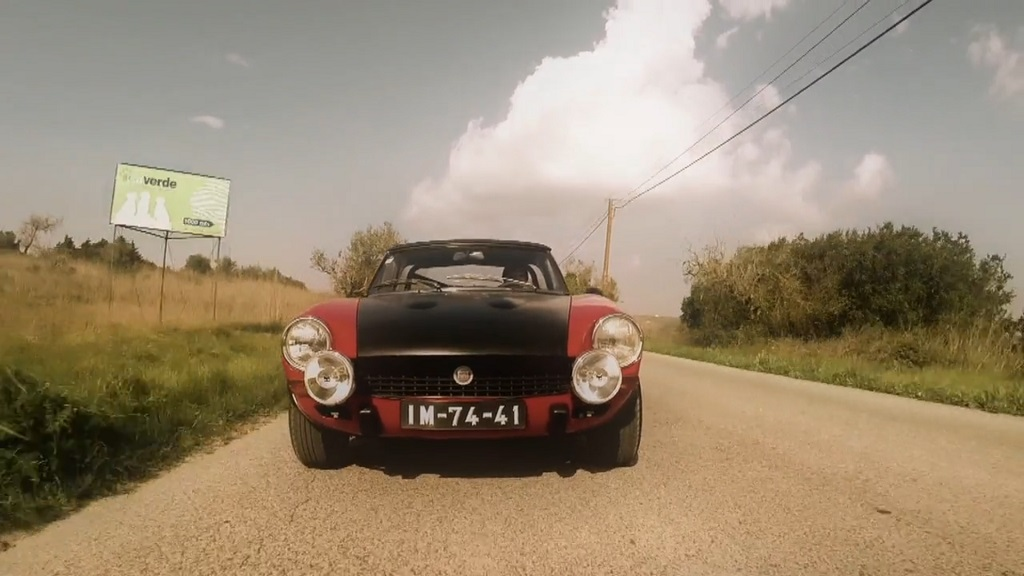 Fiat Abarth 124 Sport Rally '75- Mamie chasse du cul ! 2