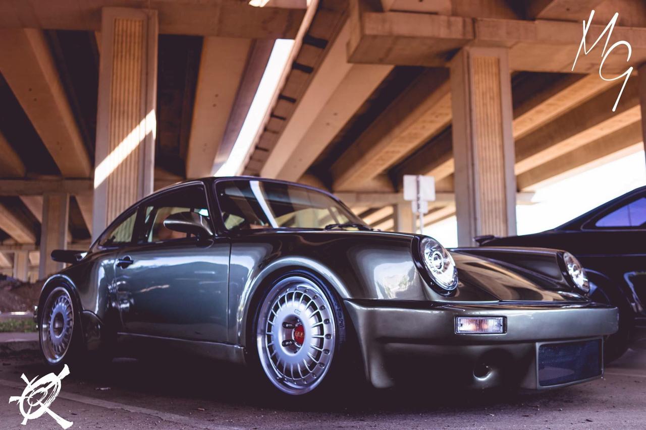 Porsche 911 RSR Replica - Laaaaaaaaarge en Bugatti ! 41