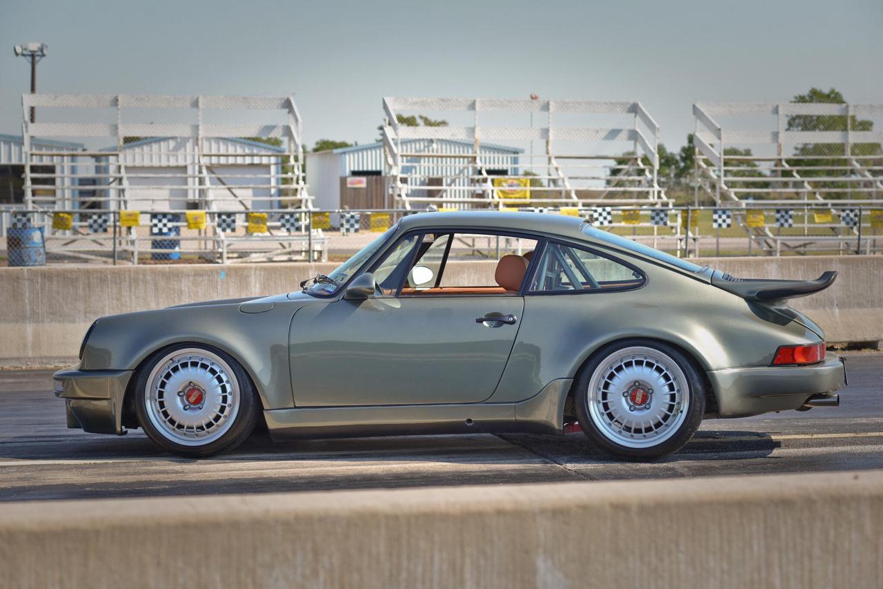 Porsche 911 RSR Replica - Laaaaaaaaarge en Bugatti ! 39