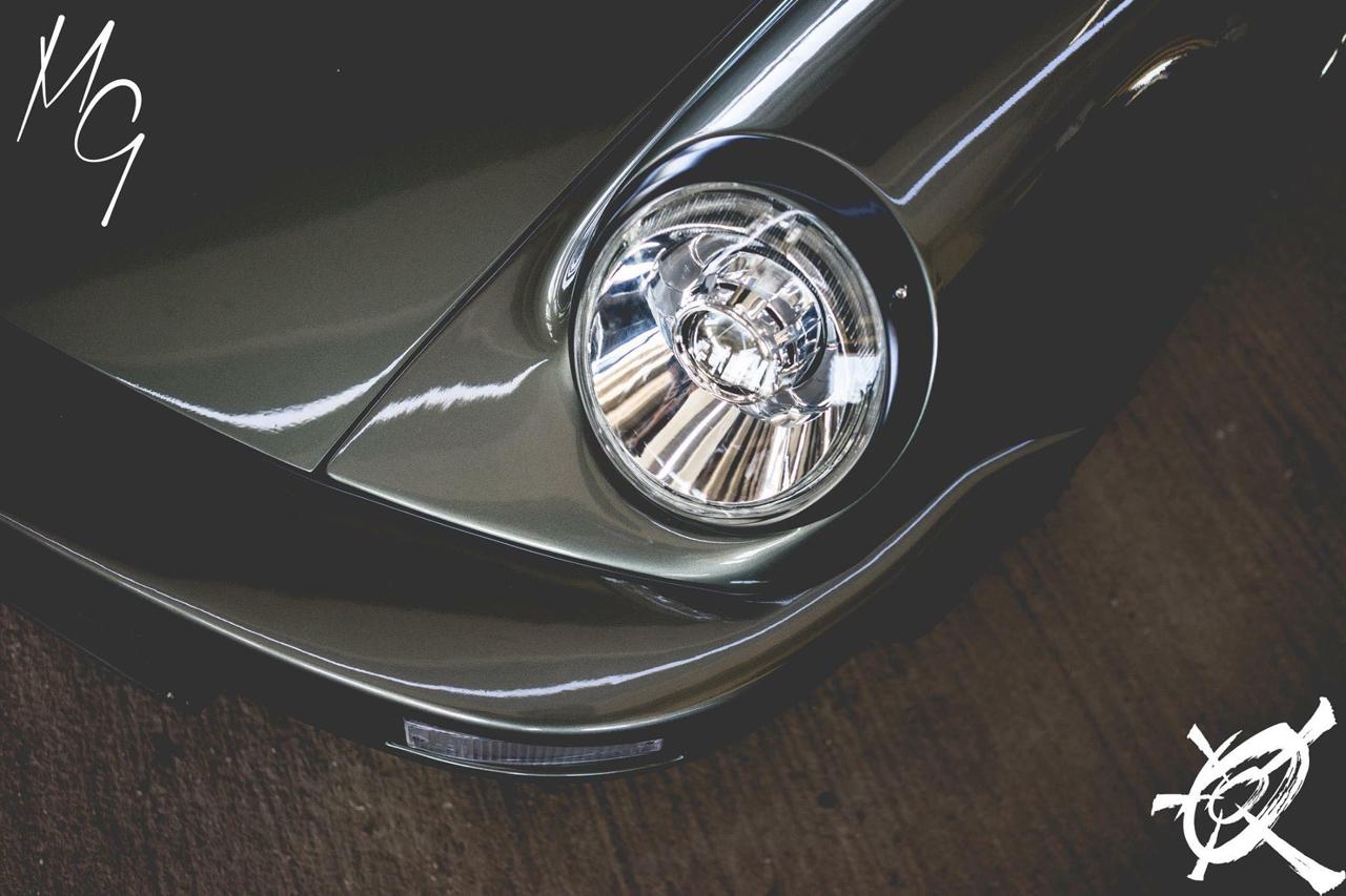Porsche 911 RSR Replica - Laaaaaaaaarge en Bugatti ! 28