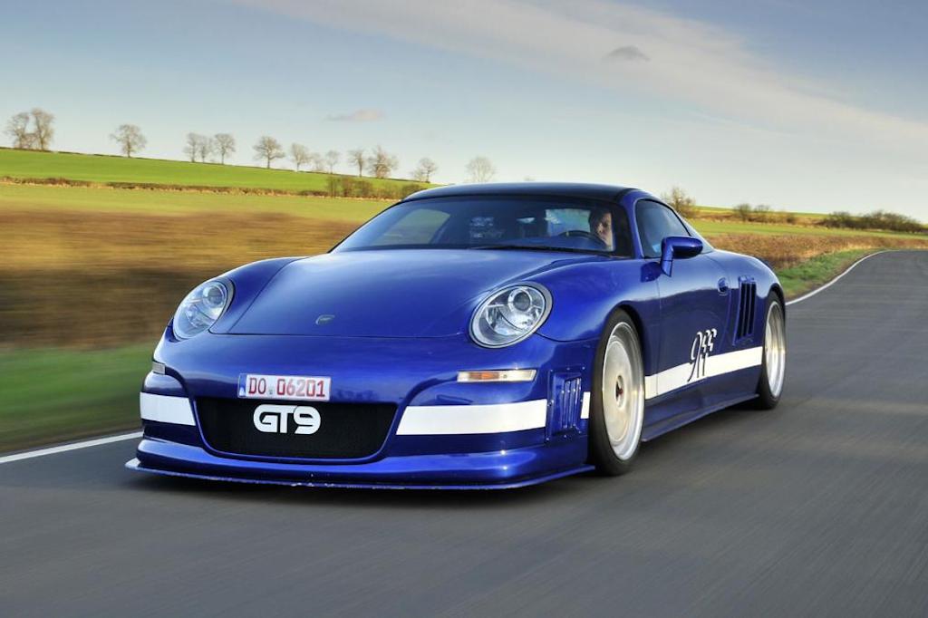 Porsche 997 GT3 RS Cup revue par 9ff... L'apocalypse ? 8