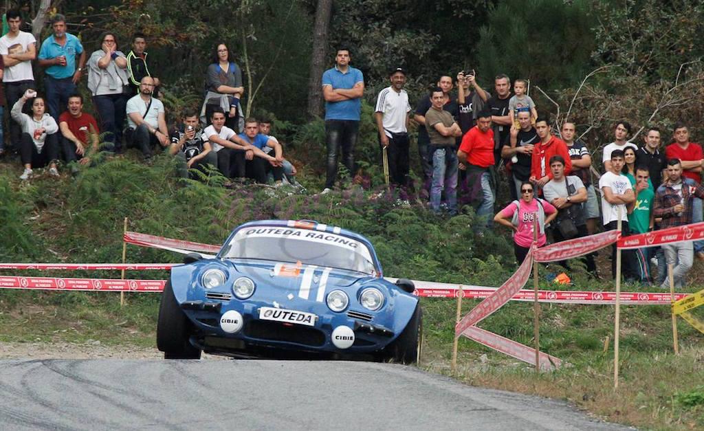Hillclimb Monster : Alpine A110... Ninjaaaaaaa ? 2