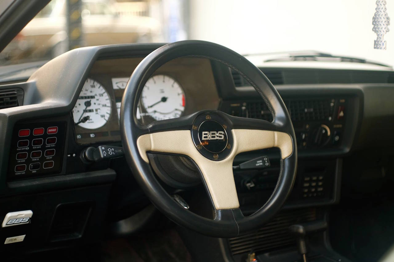 BMW E24... Le requin se chausse chez BBS ! 35