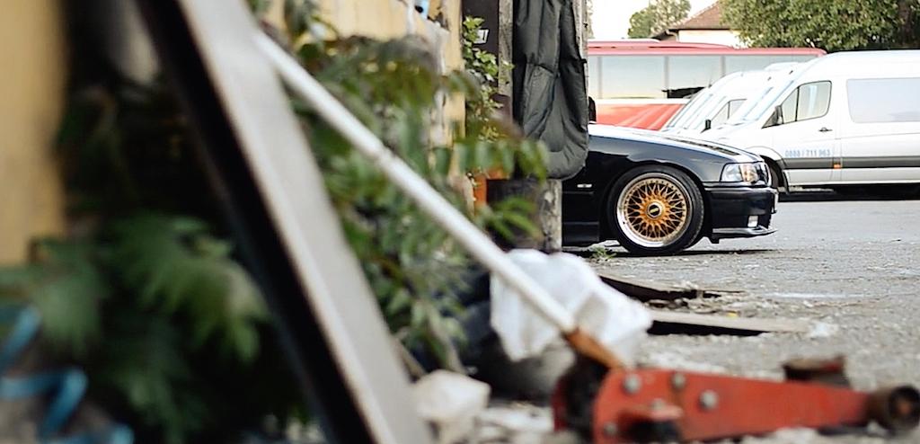 """BMW 328i E36... """"The stanced touring"""" ! 9"""