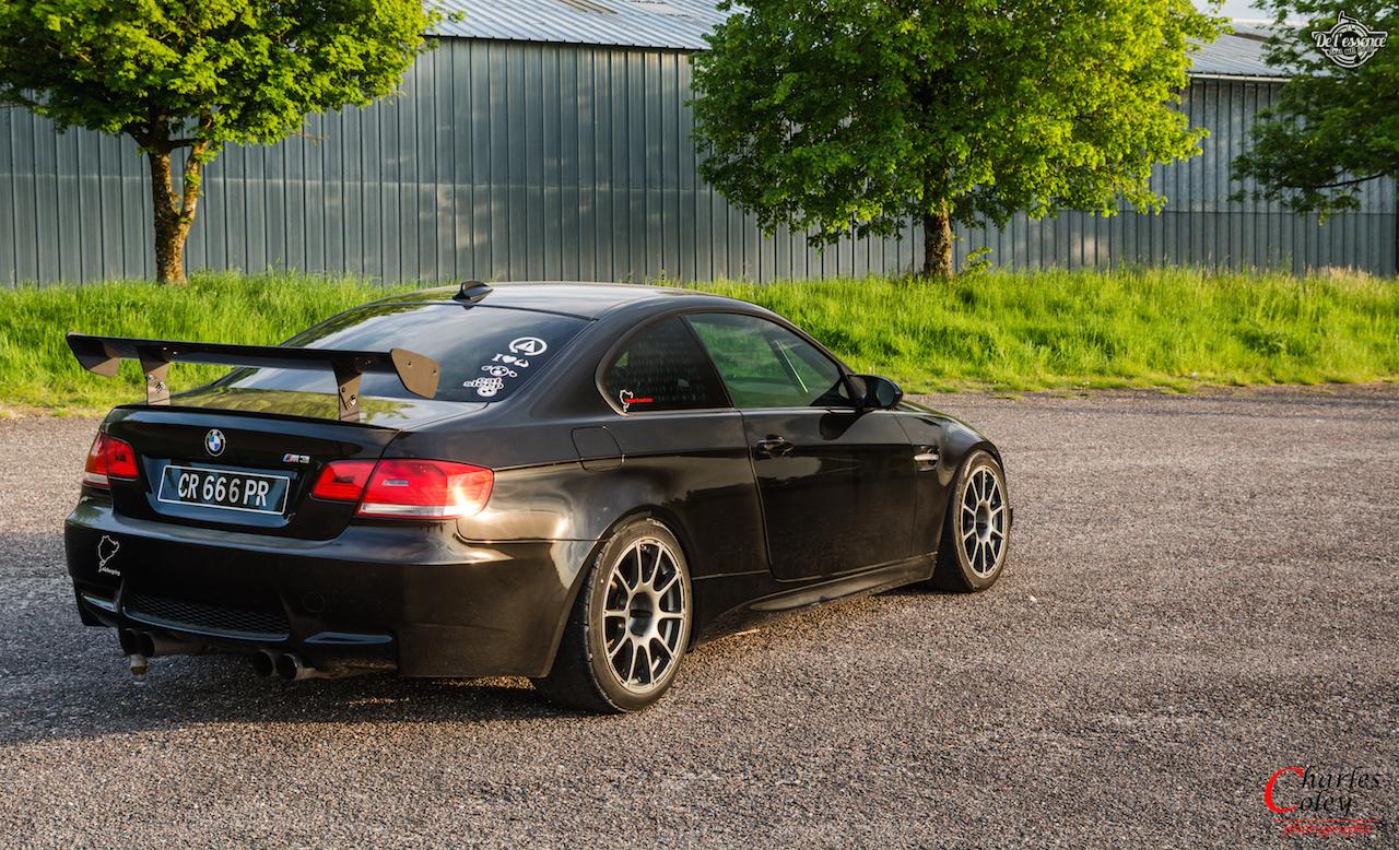 BMW M3 E92 - Der Nürburgring Machine 41
