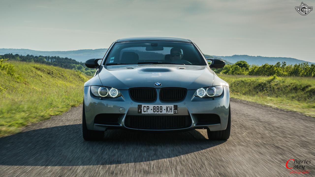 BMW M3 E92 - Der Nürburgring Machine 47