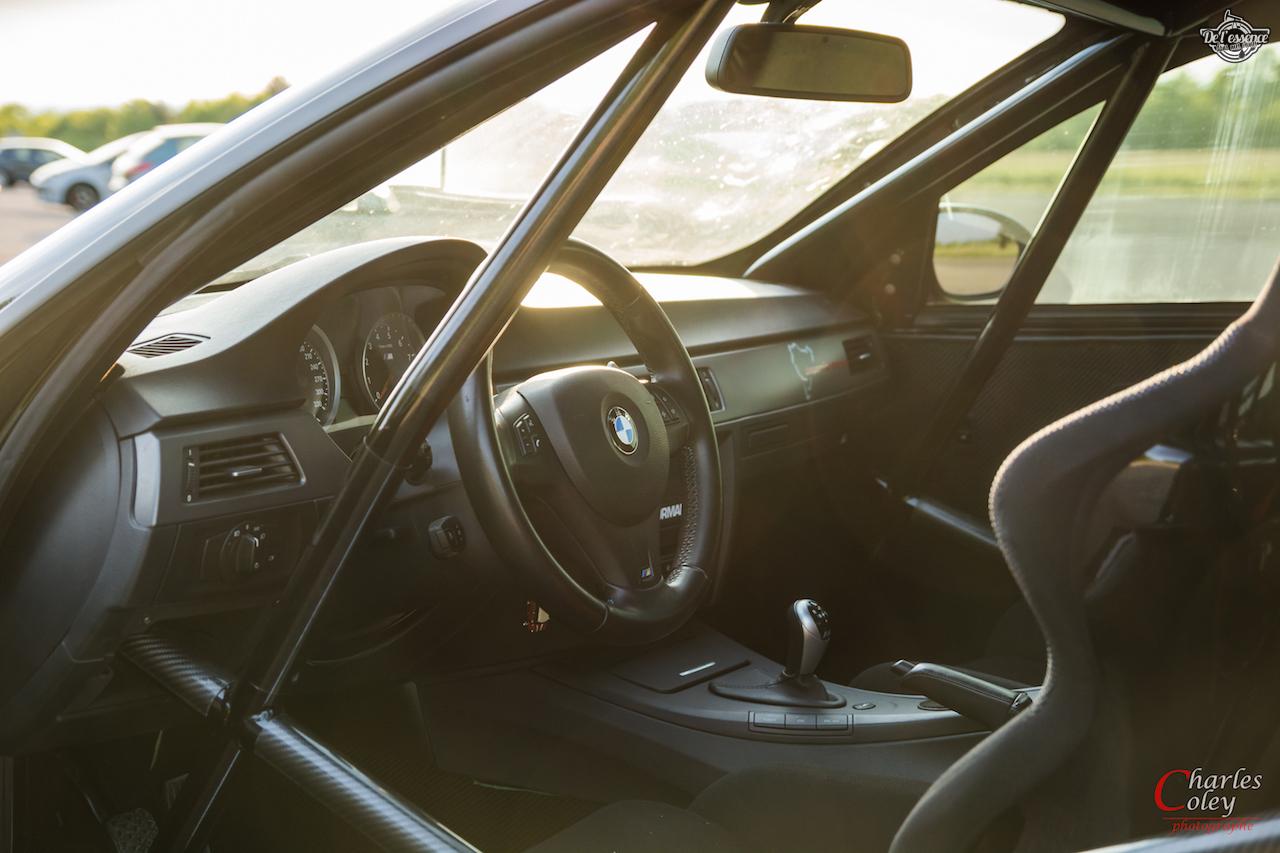 BMW M3 E92 - Der Nürburgring Machine 55