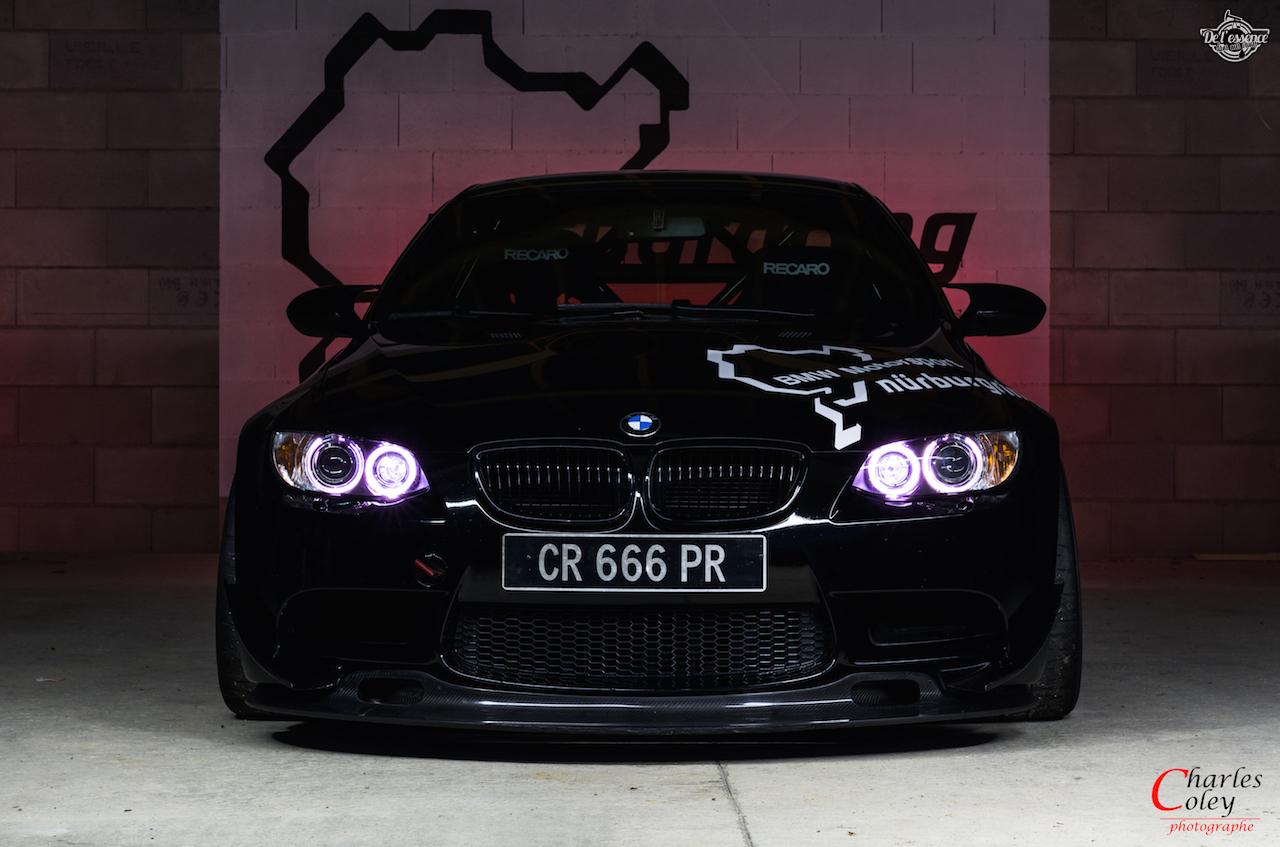 BMW M3 E92 - Der Nürburgring Machine 50
