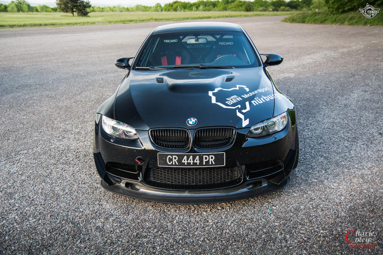 BMW M3 E92 - Der Nürburgring Machine 56