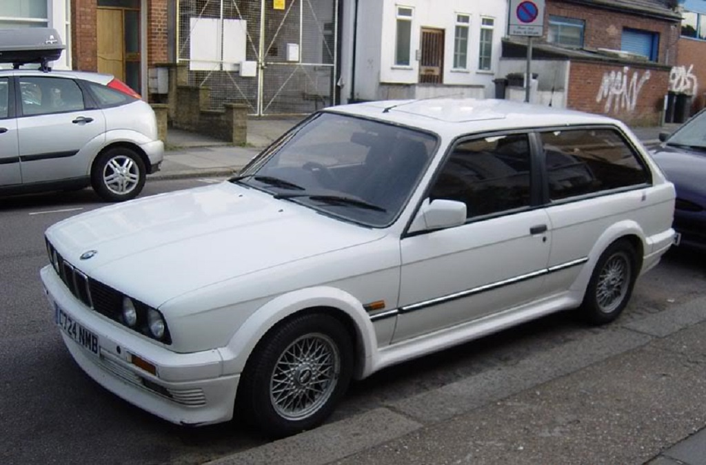 BMW E30 Sport Touring Luchjenbroers - Bricolage d'orfèvre ! 24