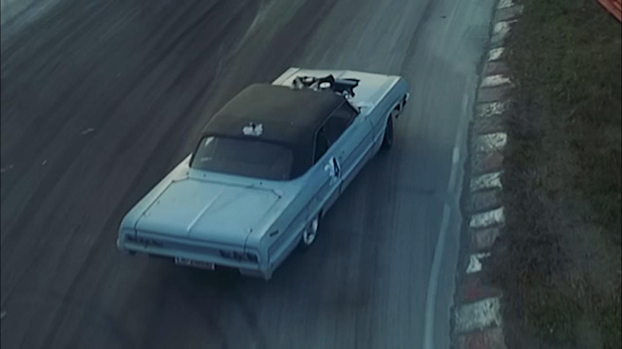 Chevy Impala '64 - Drifteuse Improbable ! 9