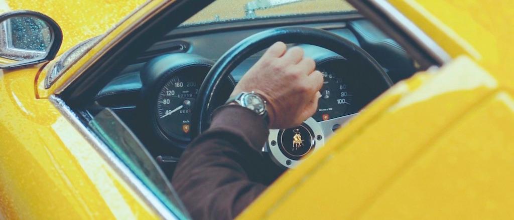 Italian road trip en Lamborghini Miura SV - Un p'tit café ?! 7