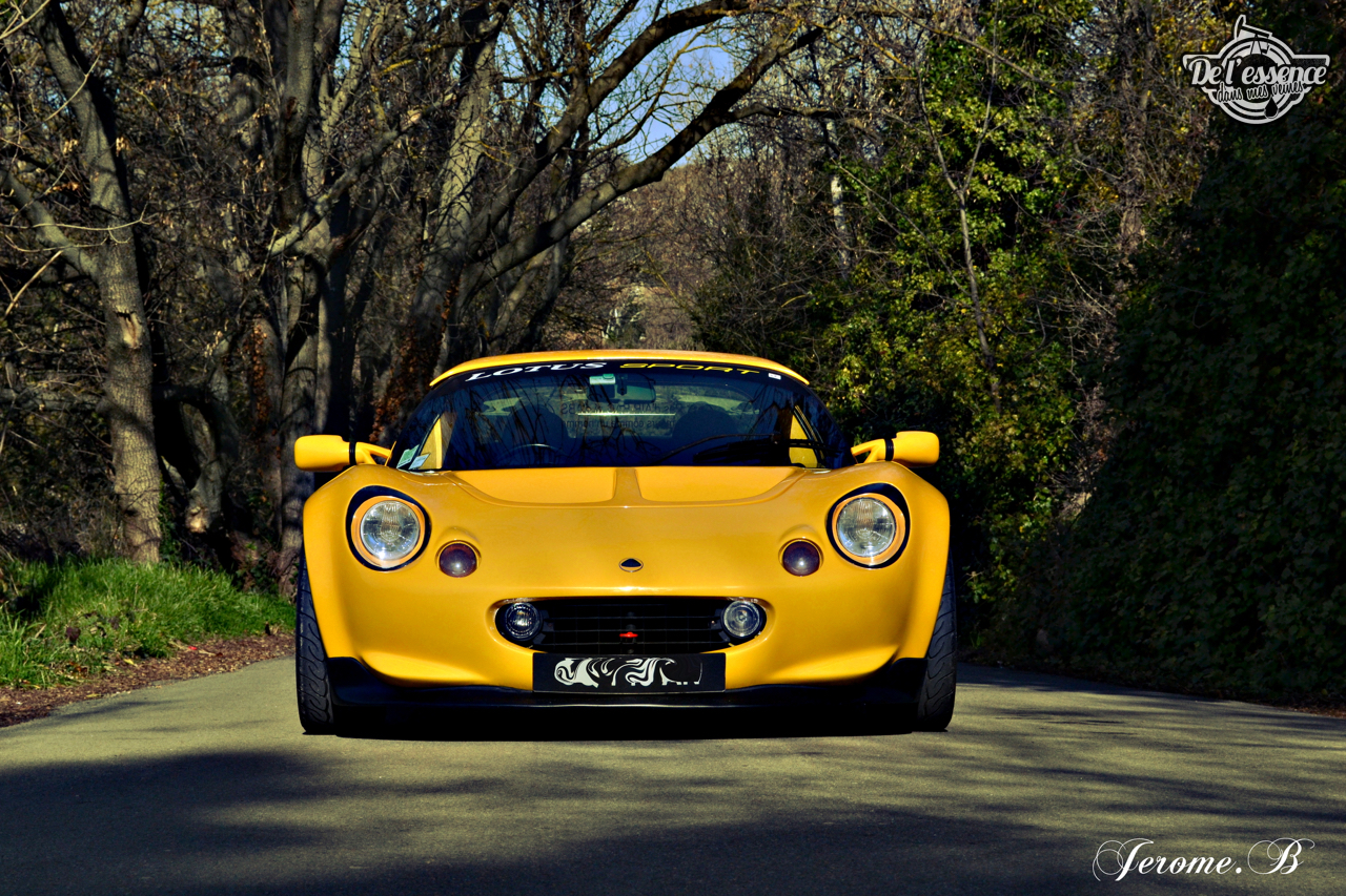 Lotus Elise Swap K20 - Citron pressé ! 63