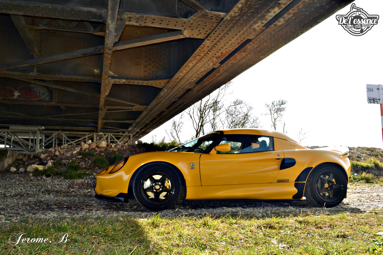 Lotus Elise Swap K20 - Citron pressé ! 59