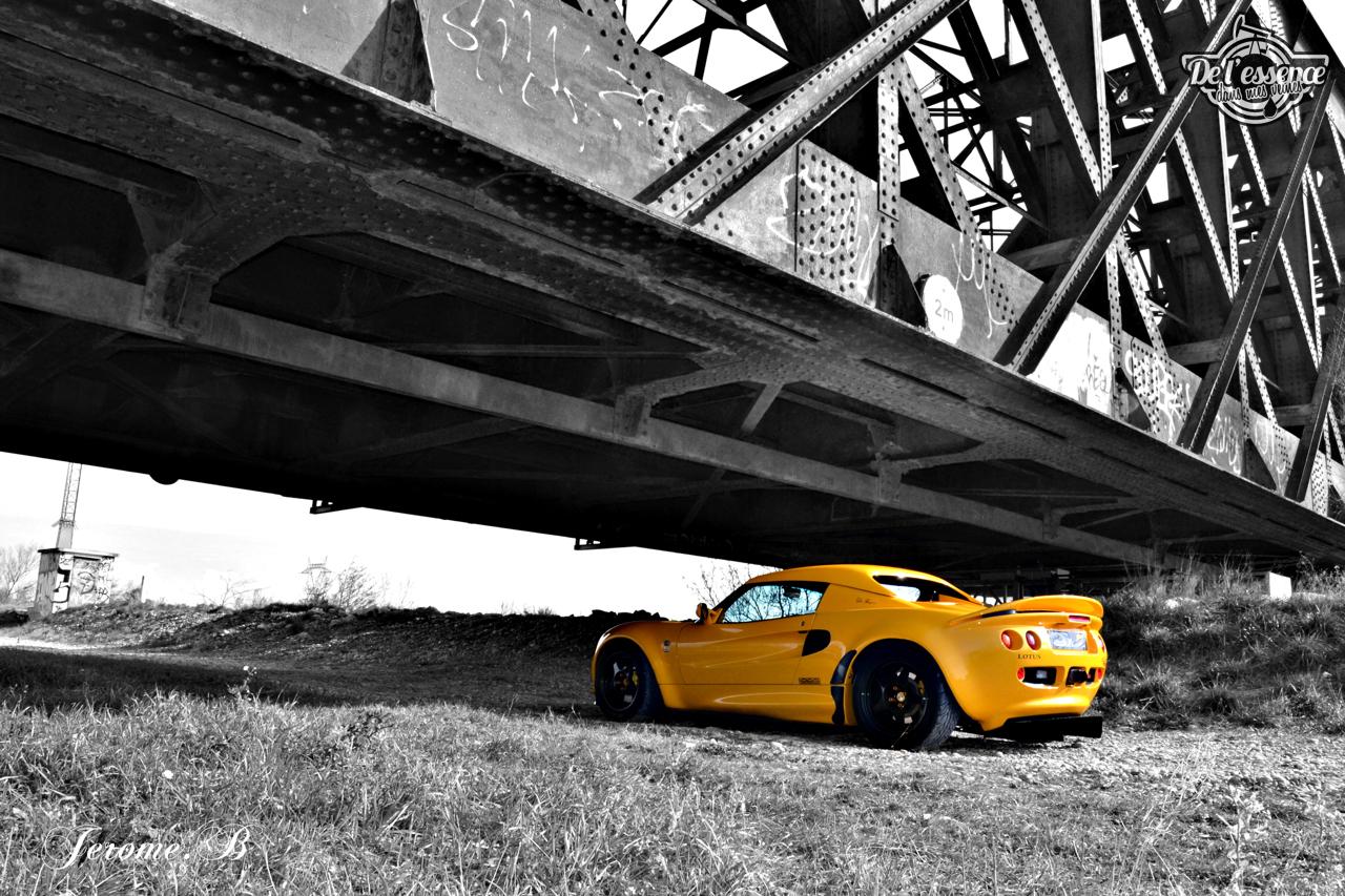 Lotus Elise Swap K20 - Citron pressé ! 58