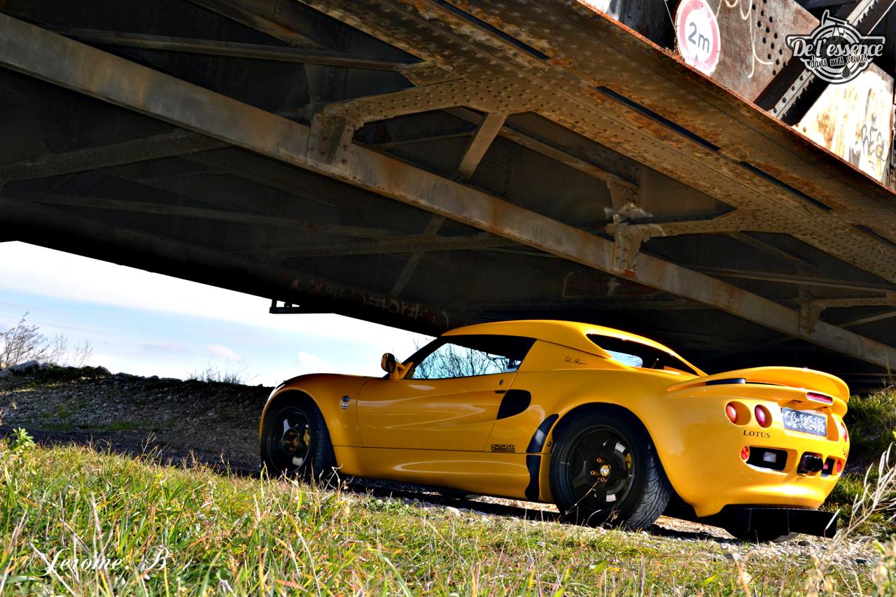 Lotus Elise Swap K20 - Citron pressé ! 51