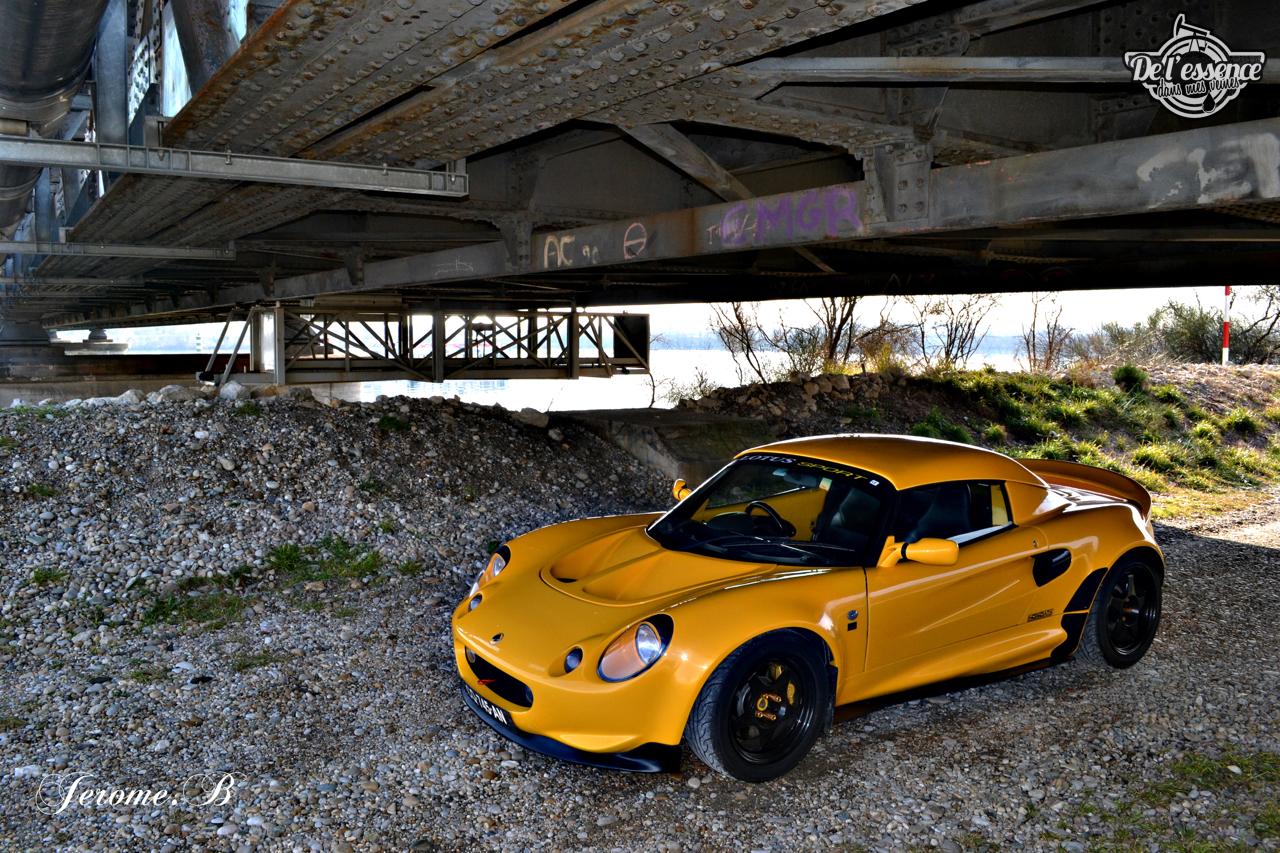 Lotus Elise Swap K20 - Citron pressé ! 50