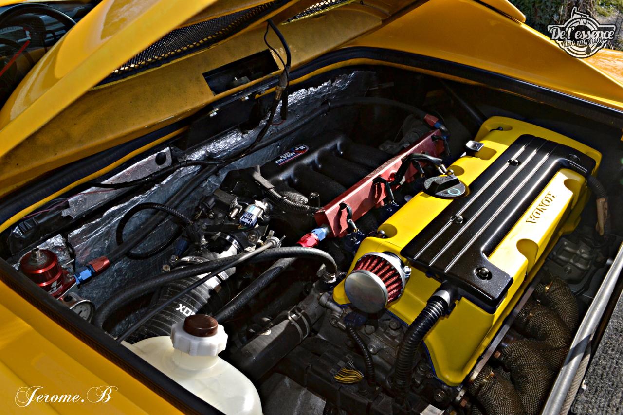 Lotus Elise Swap K20 - Citron pressé ! 43