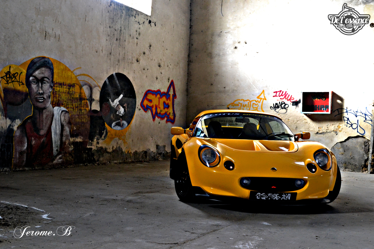 Lotus Elise Swap K20 - Citron pressé ! 42
