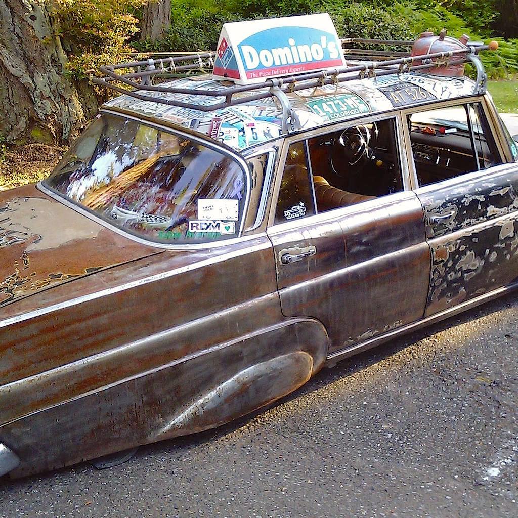 """'67 Static Mercedes 200d """"Hardtail Sally"""" - Où est passé l'antirouille ?! 14"""