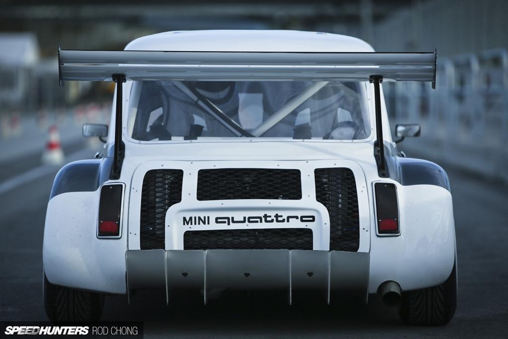 Une Mini Quattro... de 858 ch ! 21