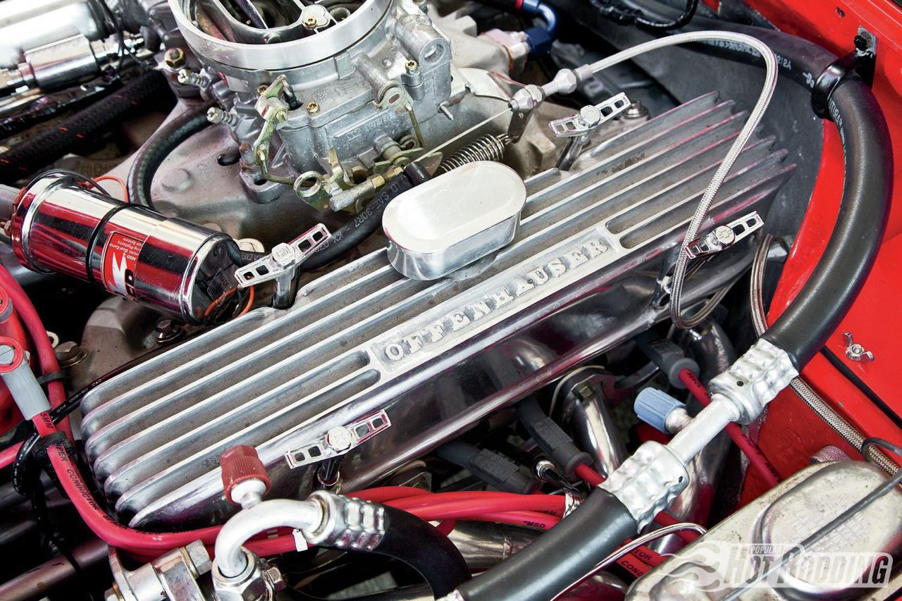 Opel GT... En V8, elle n'a jamais autant ressemblé à la Corvette ! 7