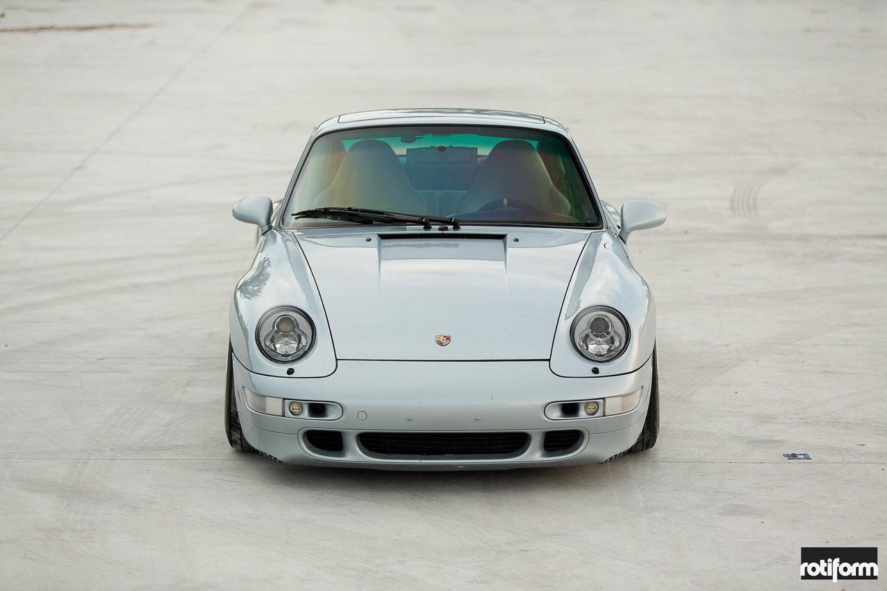 Porsche 993 Carrera S - Des BBS aux Rotiform... juste parfaite ! 1