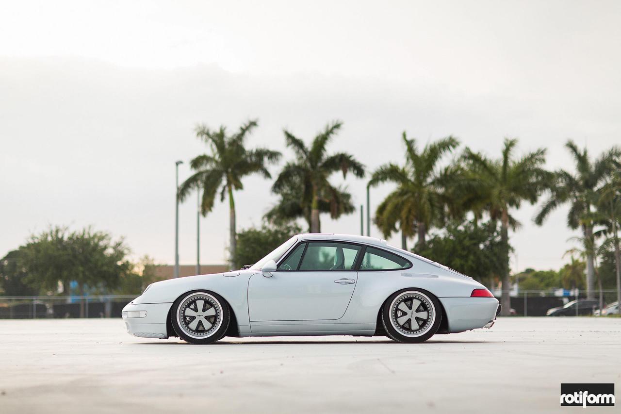 Porsche 993 Carrera S - Des BBS aux Rotiform... juste parfaite ! 10