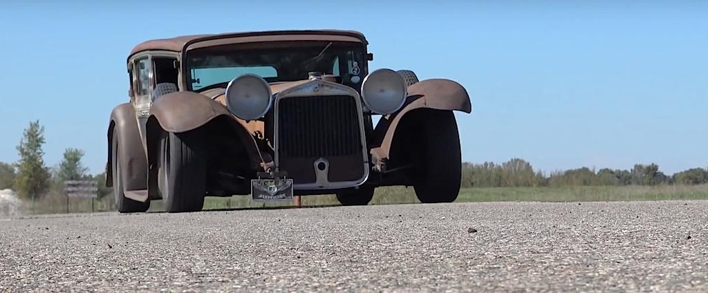 Bagged & chopped 1930 Studebaker... Le RatStude ! 6