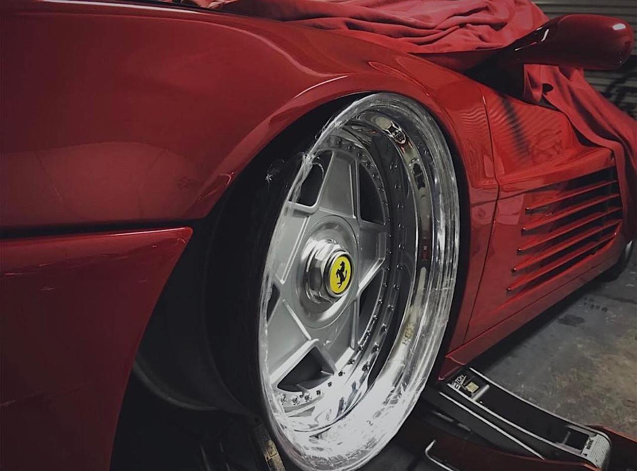 Ferrari Testarossa... Aïe, ça va encore piquer ! 10